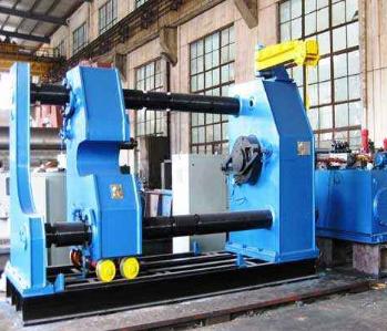 卷板机,矫平机,单臂压力机,型材弯曲机-来宾卷板机重工装备有限公司