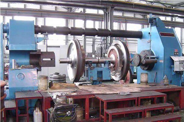红河卧式轮轴压装机